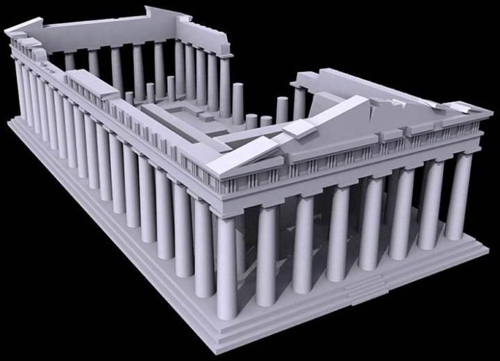 Partenon -Atenas-