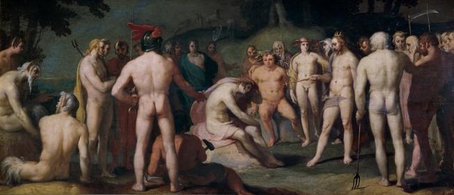 Cornelisz. van Haarlem, Cornelis