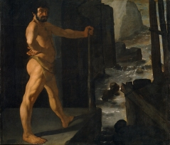Hércules desvía el curso del río Alfeo