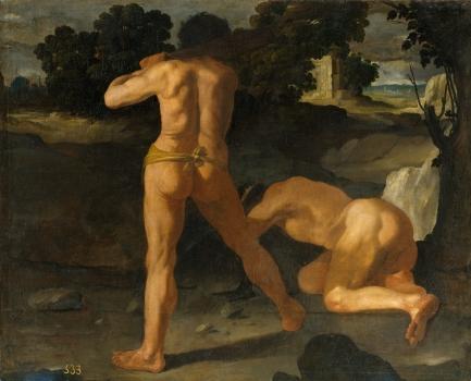 Hércules vence al rey Gerión,