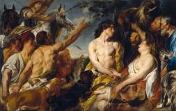 Meleagro y Atalanta joardens