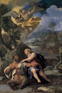 Muerte del centauro Neso Luca Giordano