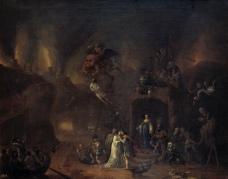 Orfeo y Eurídice en los Infiernos Fris