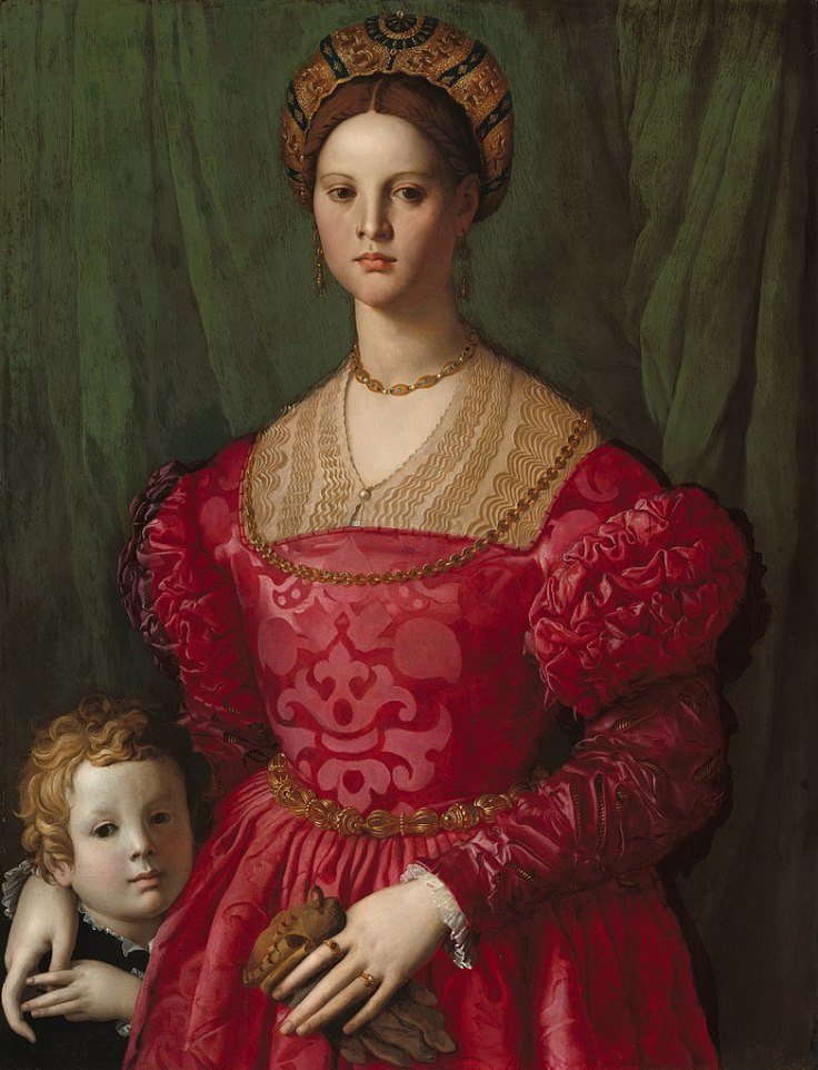 782px-Agnolo_Bronzino_-_A_Young_Woman_and_Her_Little_Boy_-_Google_Art_Project
