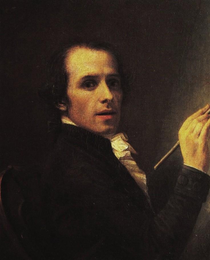 Antonio_Canova_Selfportrait_1792