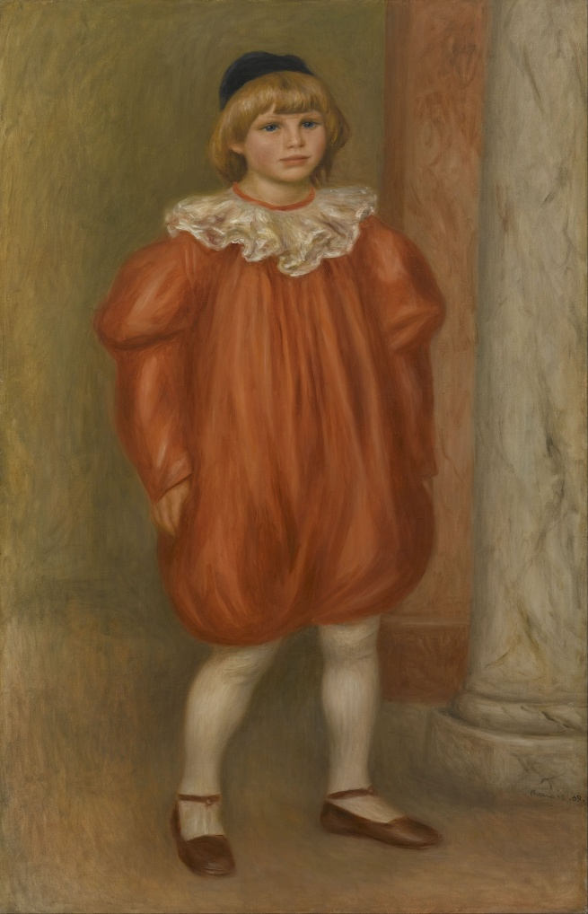 Auguste_Renoir_-_Claude_Renoir_in_Clown_Costume_-_Google_Art_Project