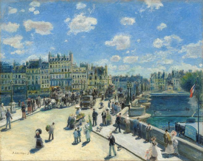 Auguste_Renoir_-_Pont_Neuf,_Paris_-_Google_Art_Project