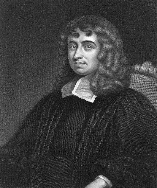 Isaac Barrow (1630-1677), profesor de Isaac Newton.