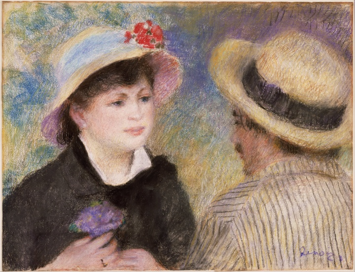 Pierre-Auguste_Renoir_-_Boating_Couple_(said_to_be_Aline_Charigot_and_Renoir)_-_Google_Art_Project