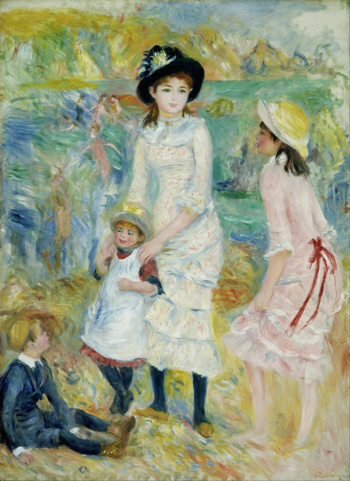 Pierre-Auguste_Renoir_-_Children_on_the_Seashore,_Guernsey_-_Google_Art_Project