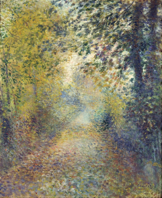 Pierre-Auguste_Renoir_-_In_the_Woods_-_Google_Art_Project
