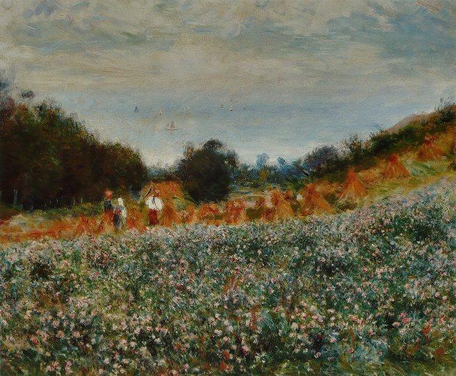 Pierre-Auguste_Renoir_-_La_Moisson