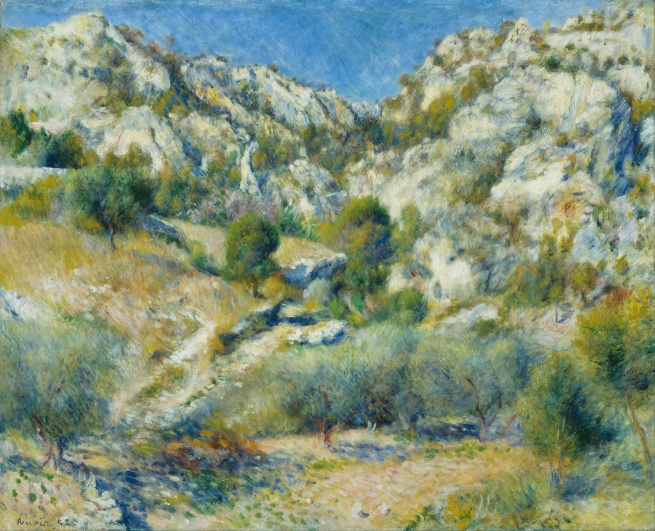 Pierre-Auguste_Renoir_-_Rocky_Crags_at_L'Estaque_-_Google_Art_Project