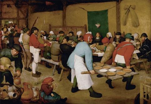 Pieter_Bruegel_the_Elder_-_Peasant_Wedding_-_Google_Art_Project