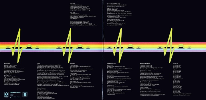 1973 The Dark Side Of The Moon (Quadraphonic) (2)