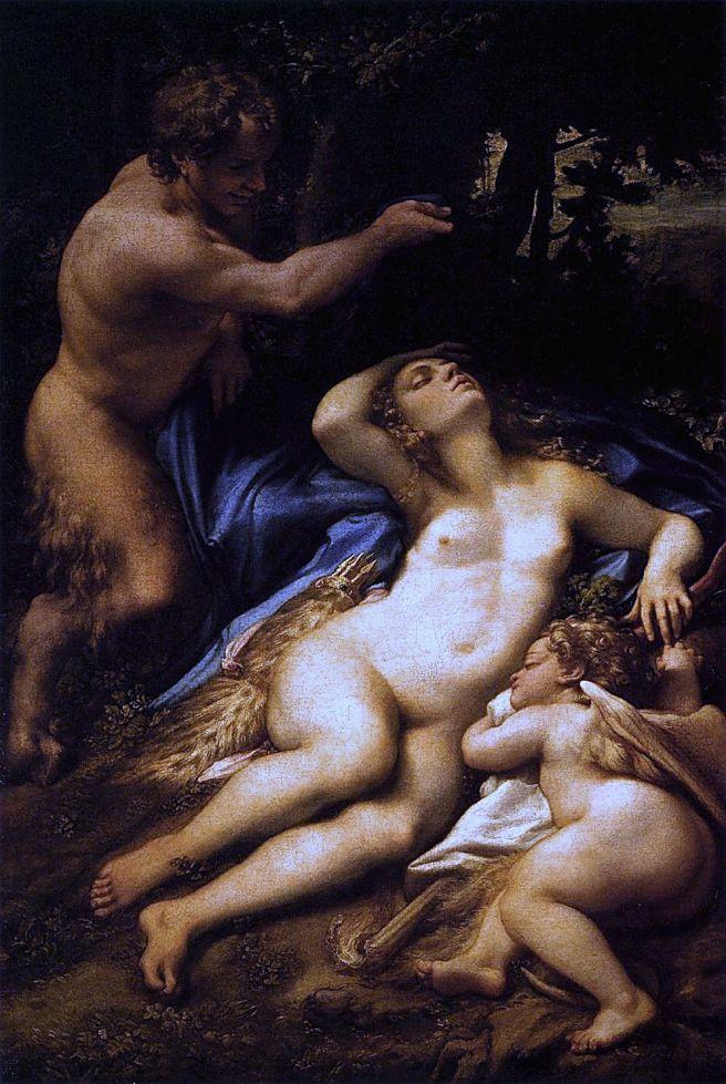 Venus, Correggio