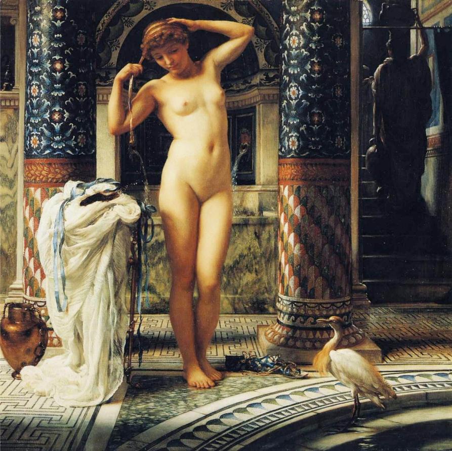Venus, edward john poynter
