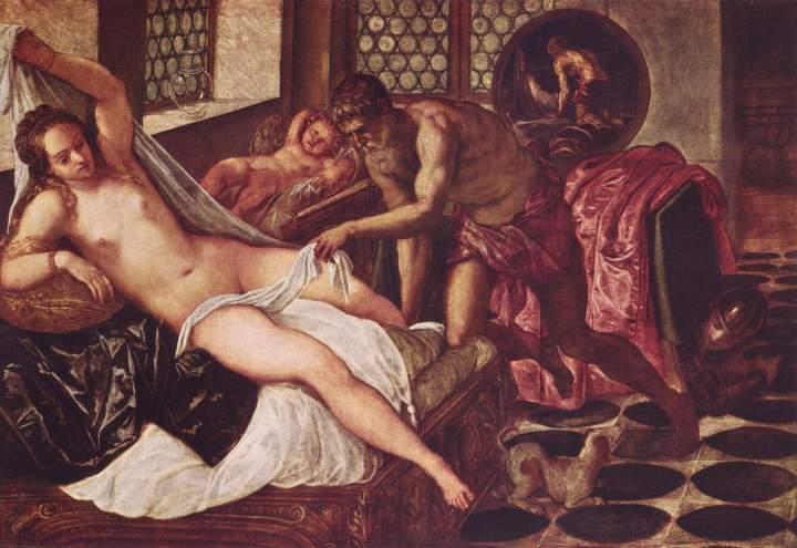 Venus, Tintoretto