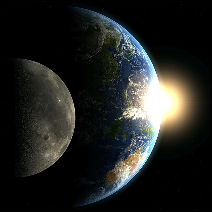 Konstellation-Mond-Erde-Sonne-a24872862