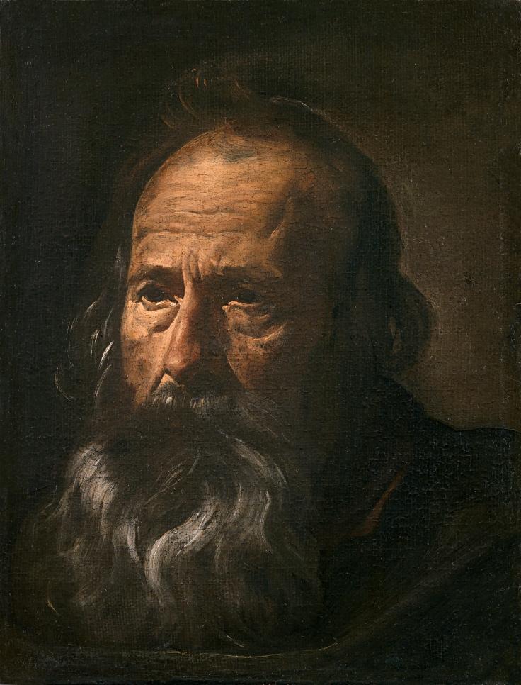 14 1619-20 Cabeza de Apóstol