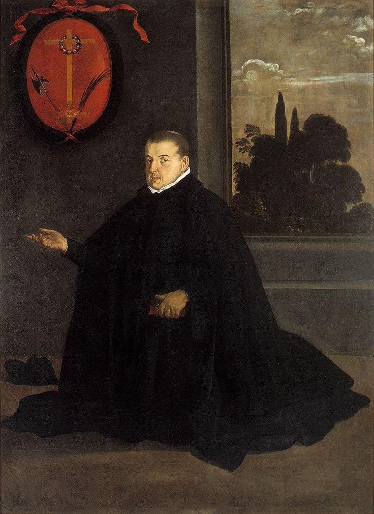 17 Don Cristóbal Suárez de Ribera