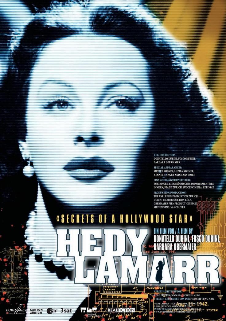 Cartel del documental dedicado a ella