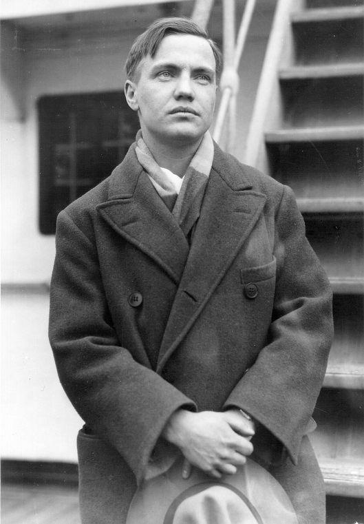 George Antheil (1900-1959).