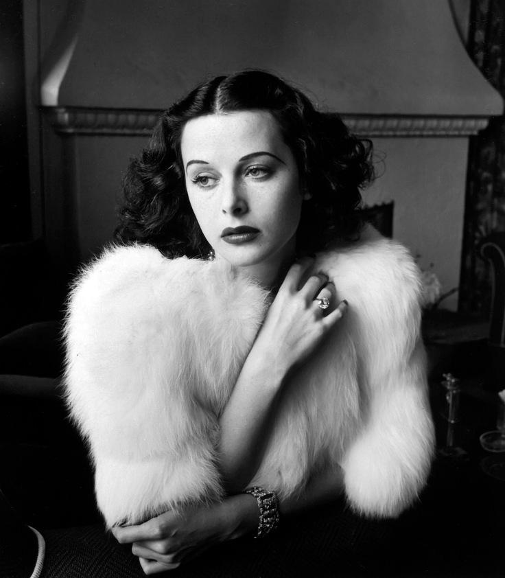 Hedy Lamarr o el Glamour