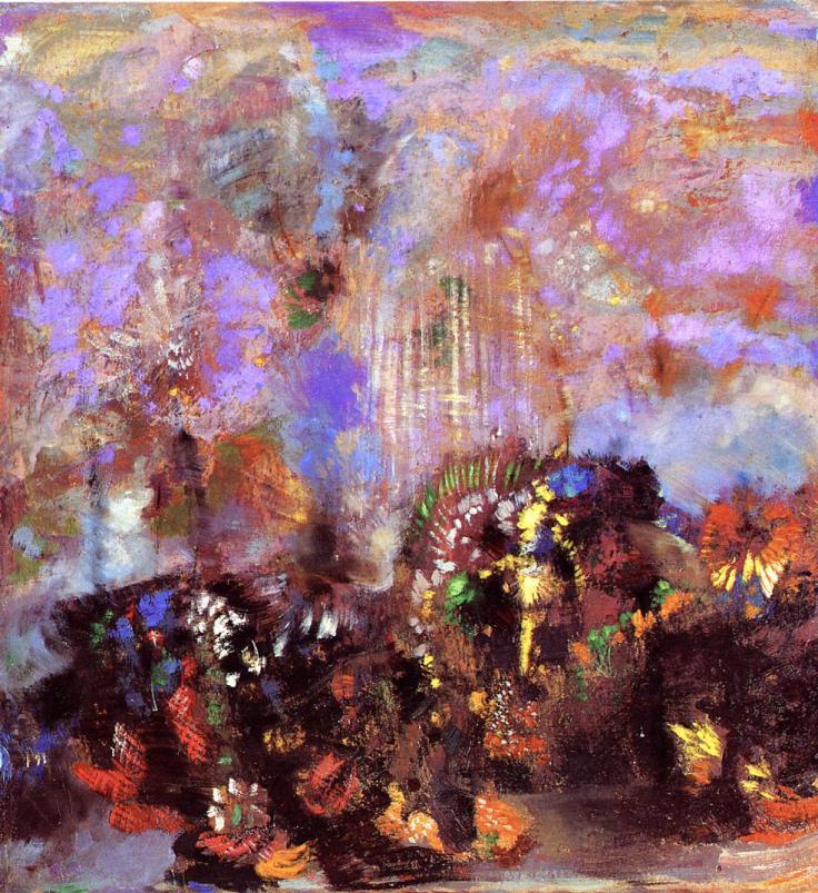 Composition_Flowers_Odilon_Redon
