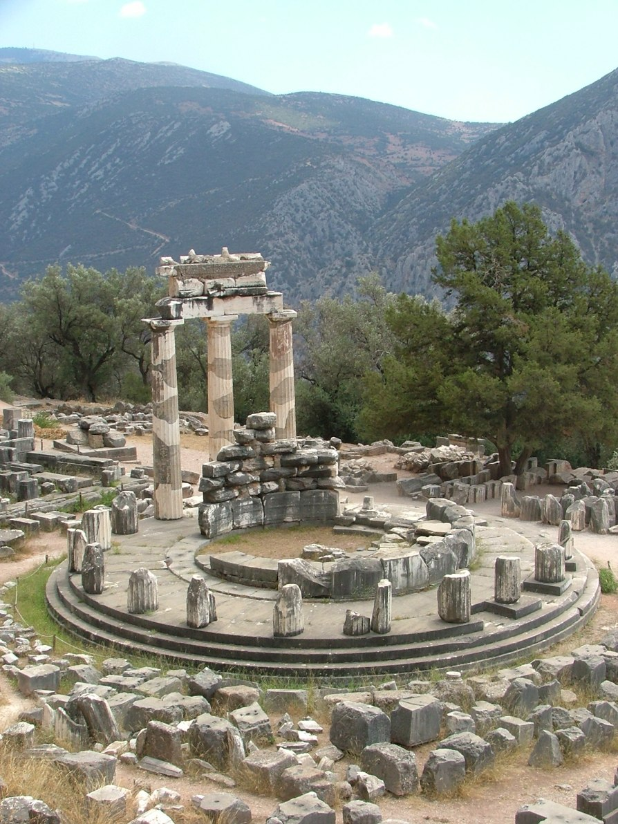 Tholos de Delfos