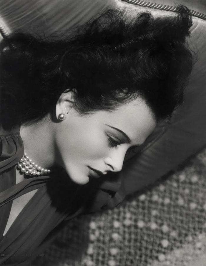 Hedy Lamarr, años 40.