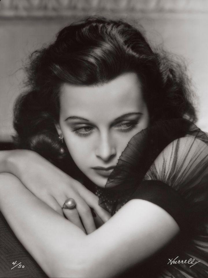 Hedy Lamarr, Viena 1914-Orlando 2000.