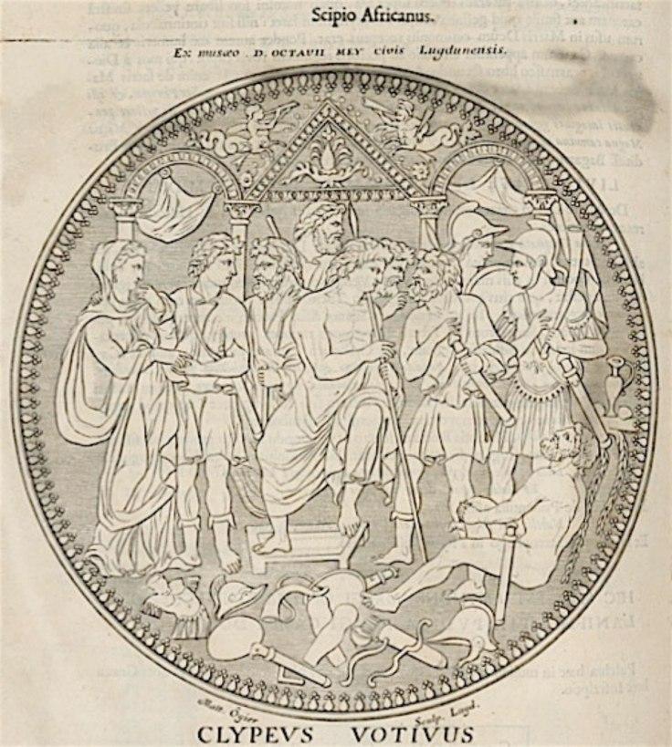 Jacob Spon, Miscellanea eruditæ antiquitatis, sectio III, p. 163.jpg