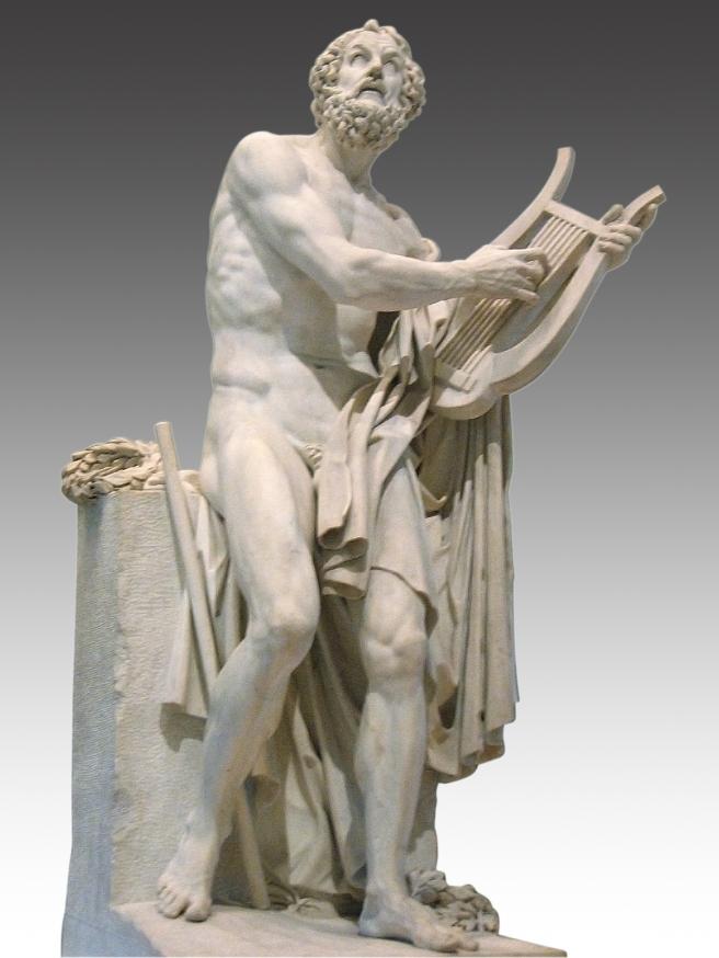 Homero, Louvre