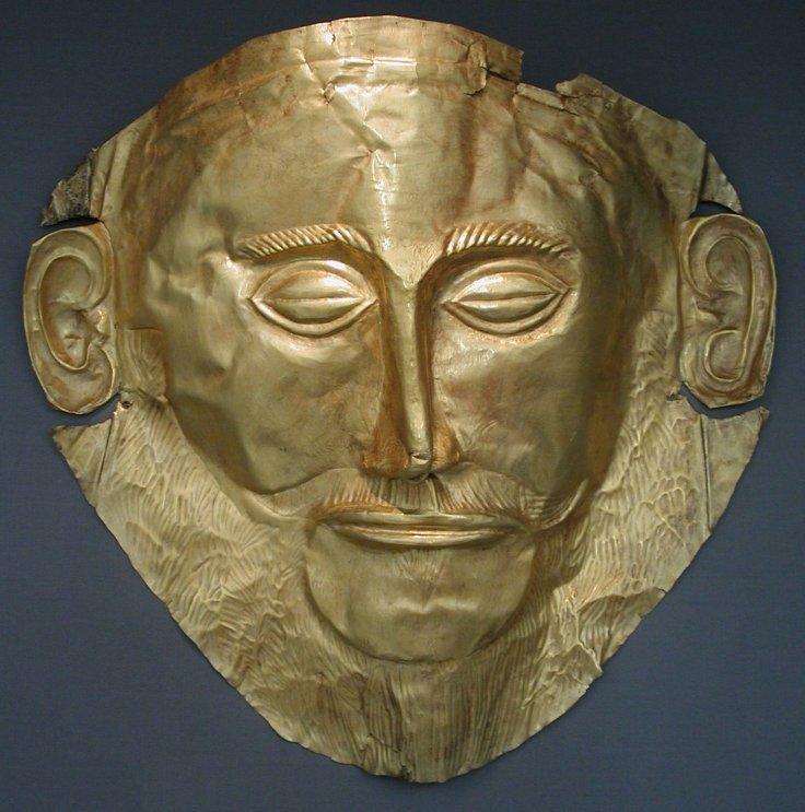 Máscara de Agamenon