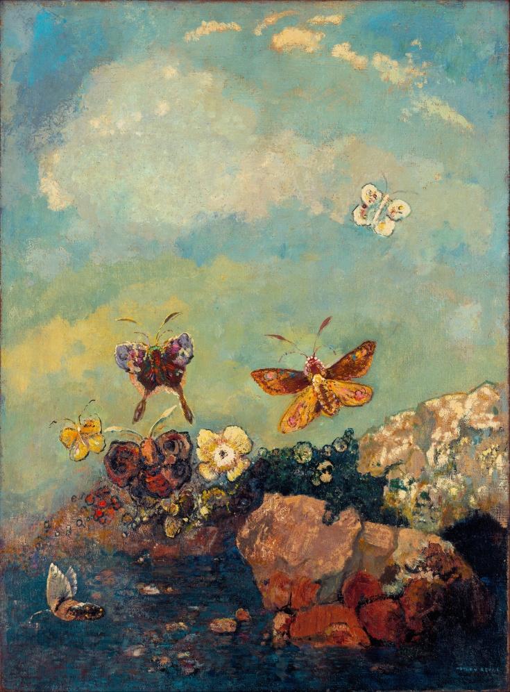 Odilon_Redon_-_Butterflies_-_Google_Art_Project