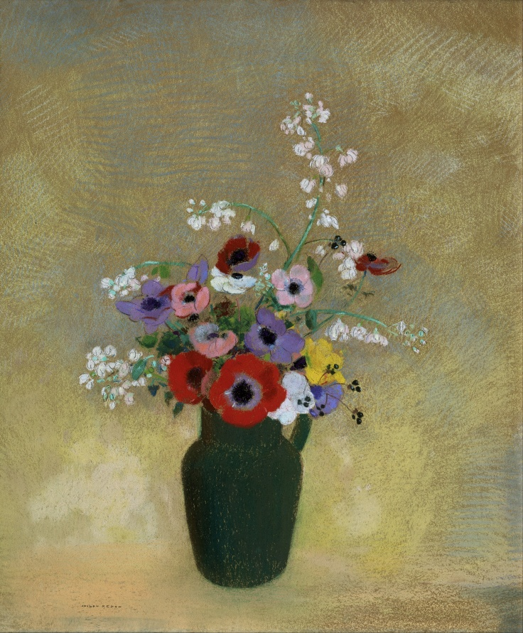 Odilon_Redon_-_Large_Green_Vase_with_Mixed_Flowers_-_Google_Art_Project