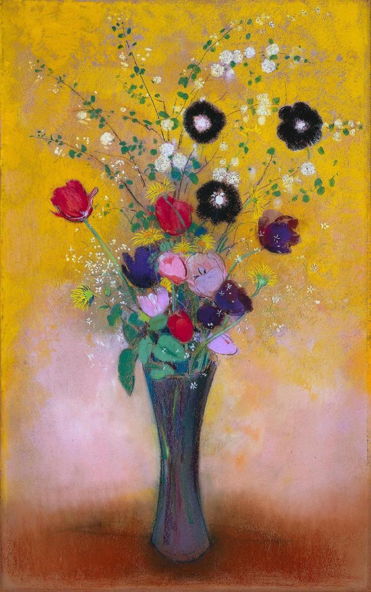 Odilon_Redon_-_Vase_of_Flowers