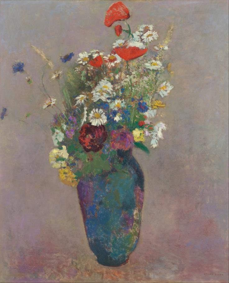 Odilon_Redon_-_Vision-_vase_of_flowers_-_Google_Art_Project