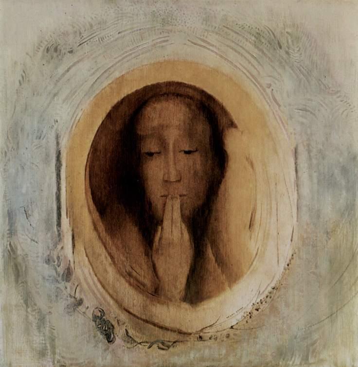 Odilon_Redon,_Le_Silence