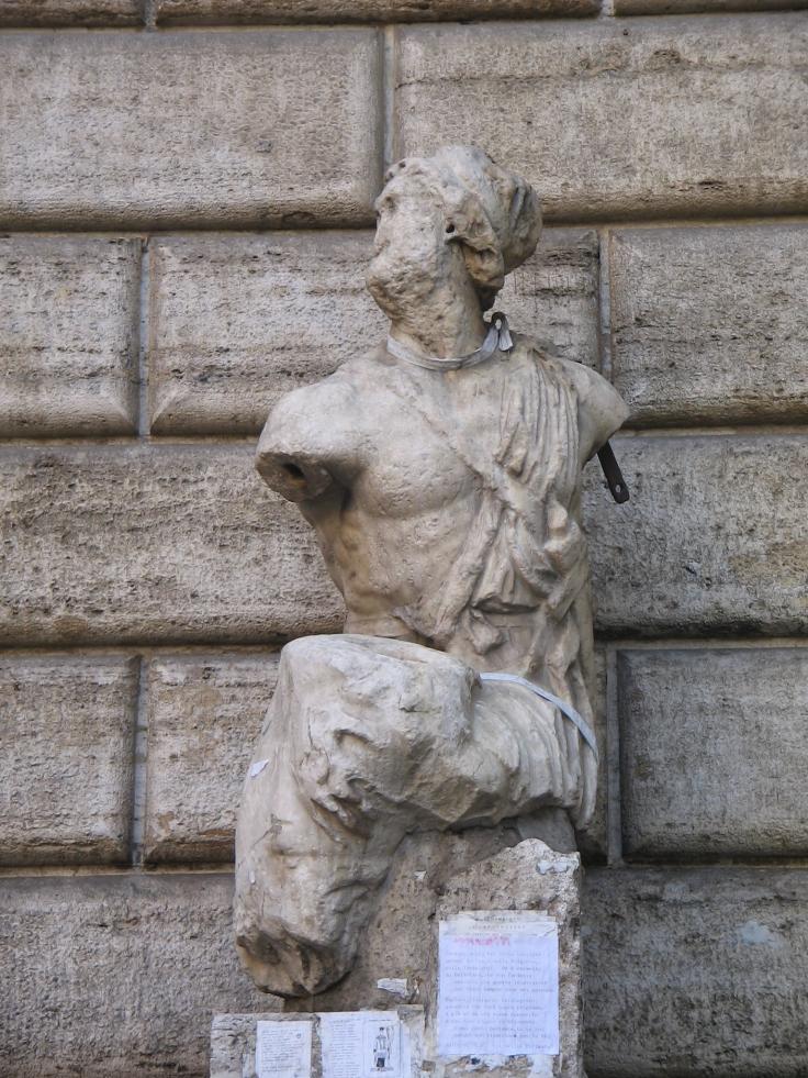 Pasquino, 1501