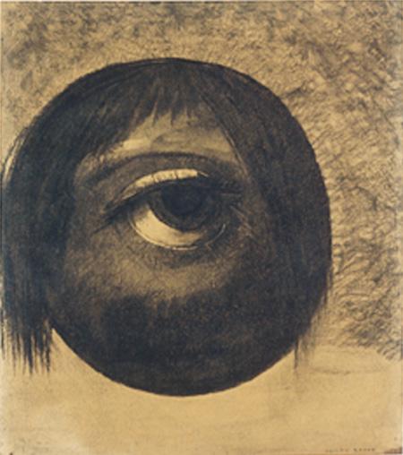 Redon,_Odilo_-_El_ojo_-ca._1880-1885