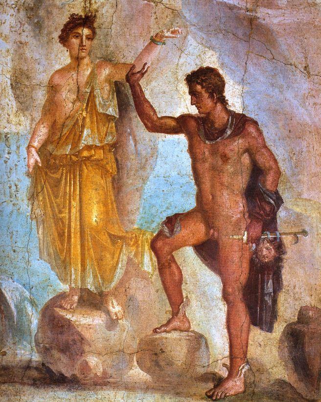 Perseo y Andrómeda