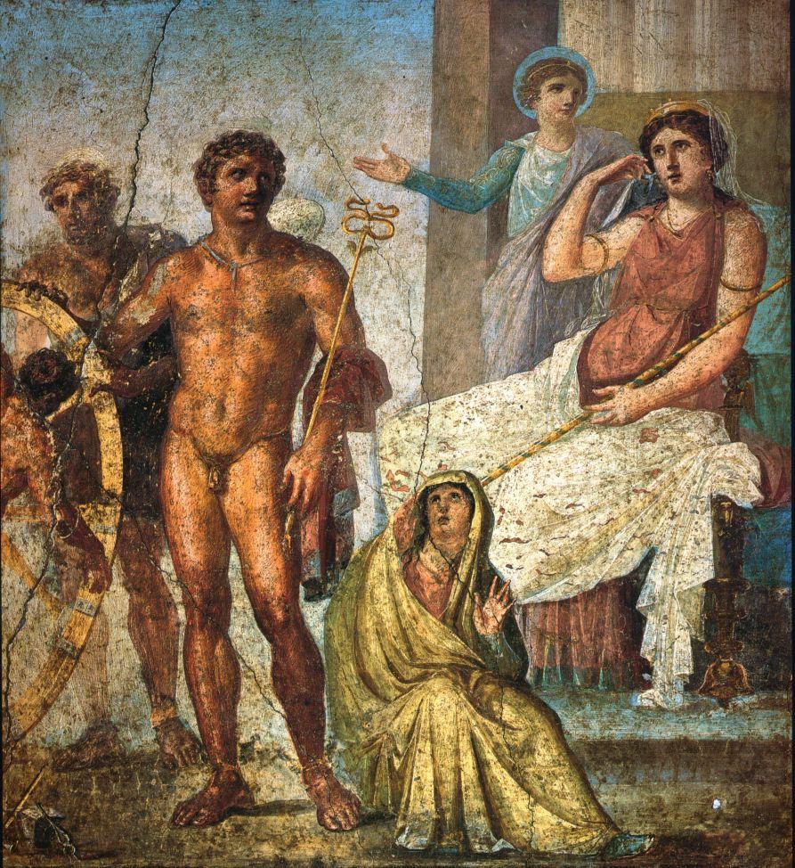 El castigo de Ixion