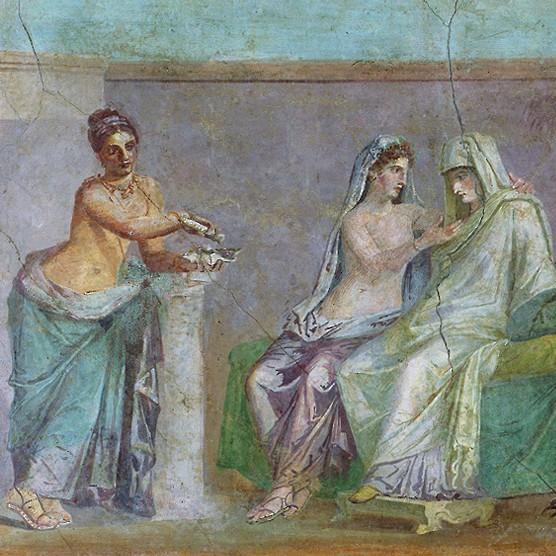 Técnica pintura al fresco