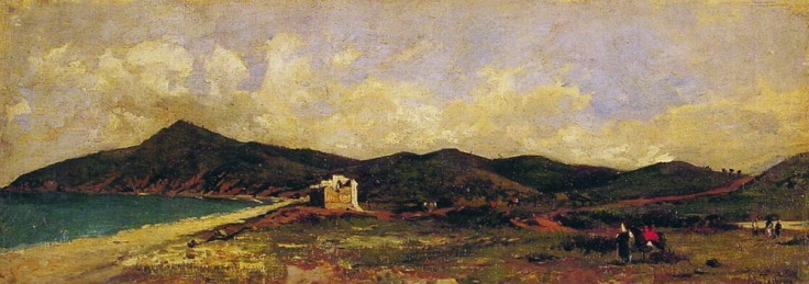 Mariano_Fortuny_A_Summer_Day_Morocco