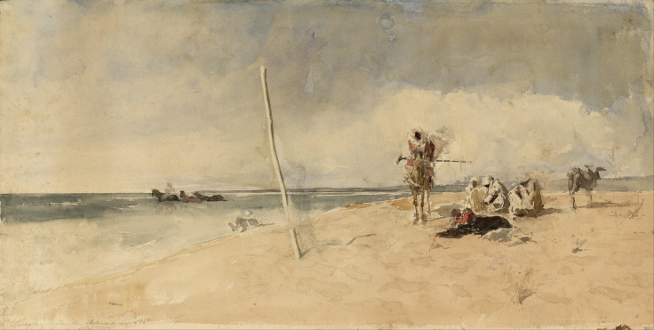 Marià_Fortuny_-_African_Beach_-_Google_Art_Project (1)