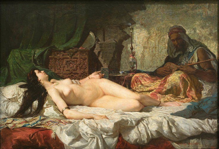 Marià_Fortuny_-_The_Odalisque_-_Google_Art_Project