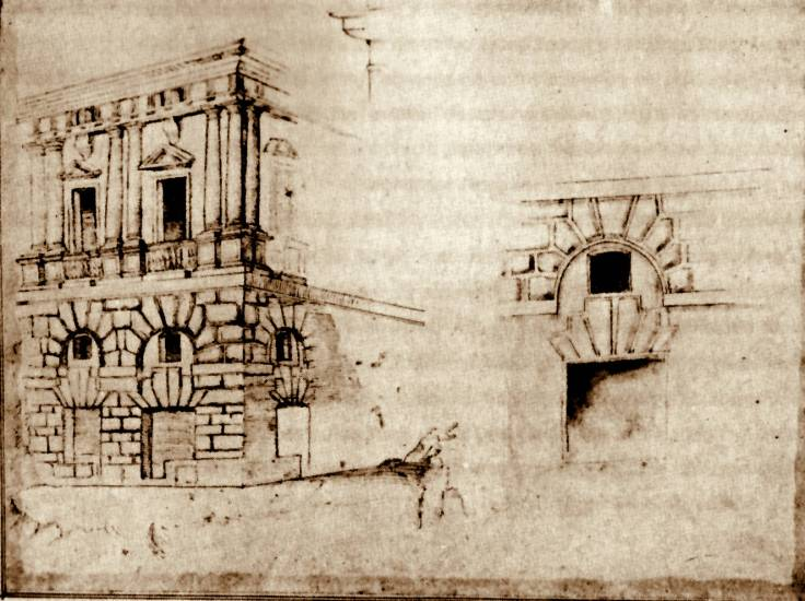Casa de Rafael (Bramante)