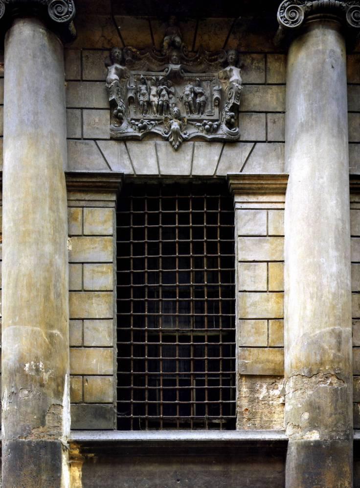 Detalle Palazzo Barbarano